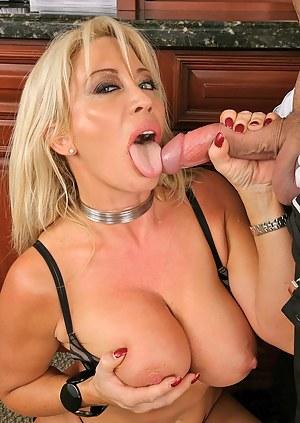 Big Tits Tongue Porn Pictures